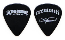 Alter Bridge Mark Tremonti Signature Black Guitar Pick 2014 Fortress Tour Creed
