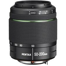 Pentax DA 50-200mm f/4-5.6 ED WR Zoom Lens (21870) BRAND NEW! Buy W/ Confidence!