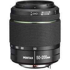 Pentax DA 50-200mm f/4-5.6 ED WR Zoom Lens (21870) BRAND NEW! Buy W/ Confidence!