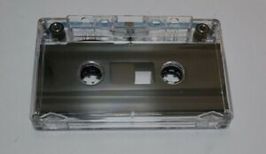 Standard Cassette Blank Tapes 60 Minutes Empty Audio Recording For Music Player