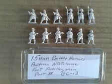 15mm Battle Honors Austrian Napoleonics - Foot Artilleryman
