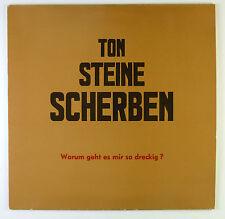 """12"""" LP - Ton Steine Scherben - Warum Geht Es Mir So Dreckig? - B4637 - RAR"""