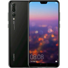 """Huawei P20 Pro CLT-L04 128GB Black (Unlocked GSM) Android 4G LTE 6.1"""" Smartphone"""