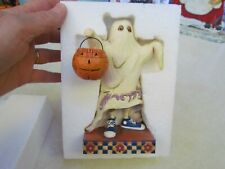2010 Jim Shore Halloween: Trick or Treat, Smell My Feet ~ Mint in the Box!