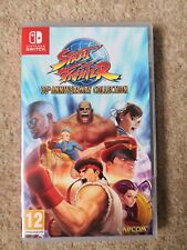 Street Fighter 30th Anniversary Collection (Nintendo Switch) Nintendo Switch