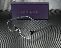 RALPH LAUREN POLO PH1164 9038 Matte Black Demo Lens 56 mm Men's Eyeglasses