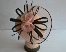 Elegant Headband & Clip Hat Fascinator Weddings/Ladies Day Race Royal Ascot