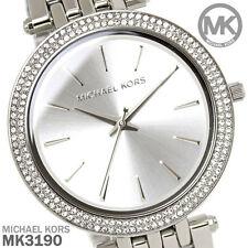 Reloj De Plata MK3190 Michael Kors Darci-RRP £ 225