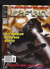 G-Fan Magazine #88 Summer 2009 Godzilla Giant Movie Monsters Peking Man