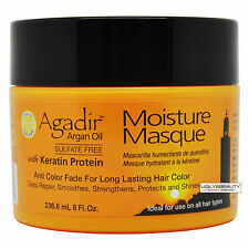 Agadir Argan Oil Moisture Masque 236.6 mL / 8 Fl. Oz. - Sulfate Free