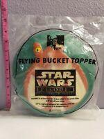 Star Wars Episode 1 Jar Jar Binks KFC Flying Bucket Topper