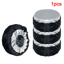 Universal 13-19inch Car SUV Wheel Bag Tire Tyre Spare Storage Oxford Cloth Cover