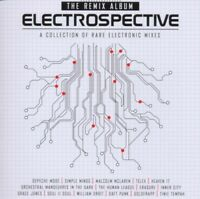 ELECTROSPECTIVE: THE REMIX ALBUM 2 CD MIT DEPECHE MODE UVM. NEW