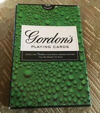 Gordons Gin Playing Cards