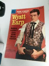 Hugh O'Brian, Famous Marshal Wyatt Earp #5 Dell comics golden age western movie