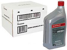 ATF Honda DW-1 Premium Transmission Oil 12 Quarts in Case - New Stock!!