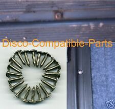 Land Rover Discovery 1 Carpet Trim Screws A2 Stainless Steel