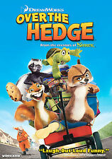 Over the Hedge (DVD, 2006, Widescreen Version; Checkpoint)