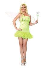 Pixie Dust Fairy Adult Costume Leg Avenue Size M/l # 83589