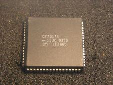 CY7B144-15JC 8Kx8/9 DUAL PORT SRAM WITH SEM, INT, B. 1P