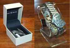 Lucky Brand (VX00A) Stainless Steel Made with Peace & Love Wrist Watch *READ-ALL