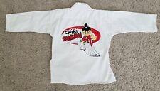 Boys/Girls Bold Look Chibi Samurai karate Martial Arts uniform Top Only sz 00 4T