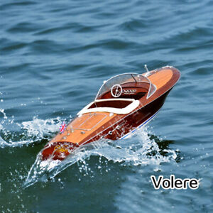 Riva volere Yacht 1:14 580*200 mm Wooden model RC boats finish model