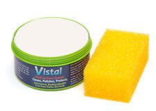 Vistal uPVC Cleaner / uPVC Restorer removes dullness & stubborn dirt and whitens