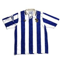 🔥Vintage Sheffield Wednesday 1991/93 Home Football Shirt Original - Size XL🔥
