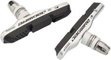 Jagwire Mountain Pro Brake Pads Threaded Post, Silver