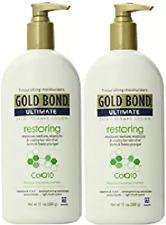 Gold Bond Ultimate Restoring Lotion 13-Ounce Bottle (2Pack)