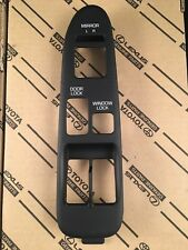 1991-1995 Toyota MR2 OEM Window Switch - Left Driver mirror Bezel SW20 Black OEM