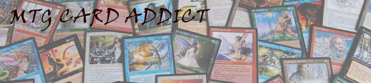 MTG Card Addict