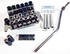 Floyd Rose Frts5000 Special Series Tremolo Bridge System w/R2 Nut - Black Nickel
