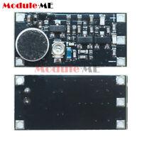 FM Transmitter Module Wireless Microphone Surveillance Frequency 88-108MHz