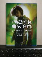 NO CD/LP/MC - MARK OWEN CARTONCINO RIGIDO   DA BANCO RIGIDO cm 14 x cm 20 circa