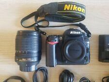 Nikon D7000 DSLR Camera with Nikon 18-105mm DX VR Lens and Ruggard shoulder bag