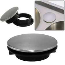 Stainless Steel Kitchen Sink Tap Hole Blanking Plug Stopper Basin Cover 36mm