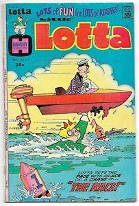 Little Lotta #117 (Harvey, 1975) – Richie Rich – Bobbie the Babysitter – VG/FN