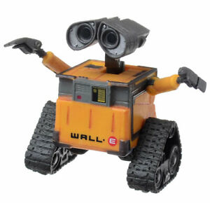 DISNEY WALL E AUTHENTIC DISPLAY ACTION FIGURE TOY DOLL SET KID COLLECTABLE