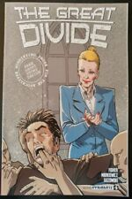 The Great Divide #5 (2017 Dynamite Comics) ~ Vf/Nm Book