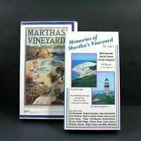 Memories of Marthas Vineyard An Island Loved Carly Simon Lot of 2 Documentaries