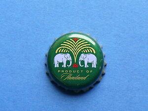 CHANG BIER THAILAND   Kronkorken m. den Elefanten  NEU