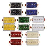 7 Set Single Coil Bridge Neck Pickups for Guitar Parts Different Color