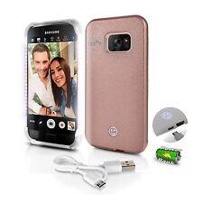 LiteMe LED Light Selfie Phone Case & Power Bank For Samsung Galaxy S7 & Edge