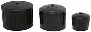 pole end caps various sizes universal will fit all poles new stock 29/4