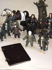 LORD OF THE RINGS Action Figure LOT Marvel LEGOLAS HORSE TREEBEARD HOBBIT Frodo