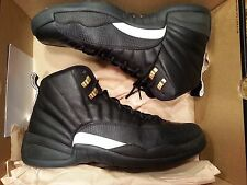 2016 NIKE AIR JORDAN 12 XII RETRO THE MASTER Size 13. 130690-013 1 2 3 4 5 6