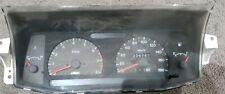 1999 Holden Rodeo TF 4WD Instrument Speedo Cluster V6 Manual 338767km
