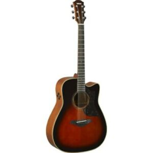 Yamaha A3M Tbs Are Electric Acoustic Guitar